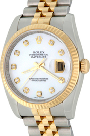 Rolex Datejust inventory number C46723 mobile image