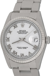 Rolex Datejust inventory number C47199 mobile image