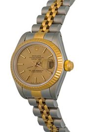 Rolex Datejust inventory number C47376 mobile image