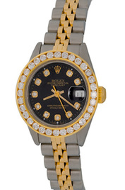 Rolex Datejust inventory number C47580 mobile image