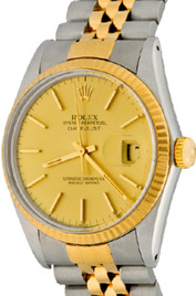 Rolex Datejust inventory number C47617 mobile image