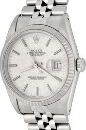 Rolex Datejust inventory number C47618 mobile image