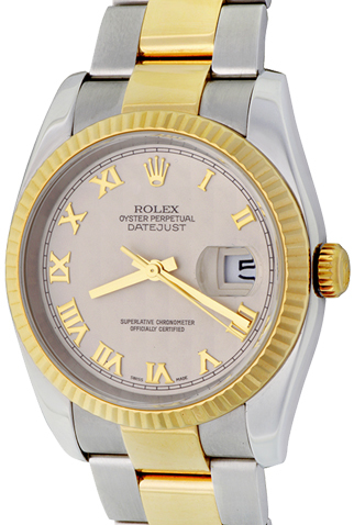 Product rolex datejust 116233 pyramid dial main c47899