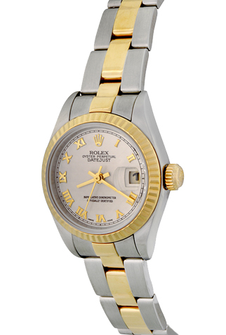 Product rolex datejust 79173 pyramid dial main c47923
