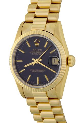 Product rolex datejust 68278 midsize watch main c47925