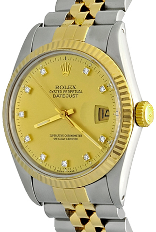 Product rolex datejust 16013 main c49488