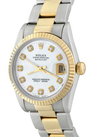 Product rolex datejust 68273 main c49677