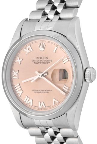 Product rolex datejust 16200 main c50135