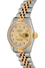 Rolex Datejust inventory number C50165 image