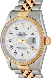 Rolex Datejust inventory number C50296 image