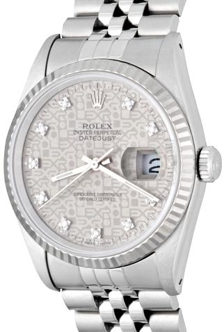 Product rolex datejust 16234 main c50452