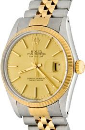 Rolex Datejust inventory number C50555 image
