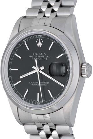 Product rolex datejust 16200 main c50636