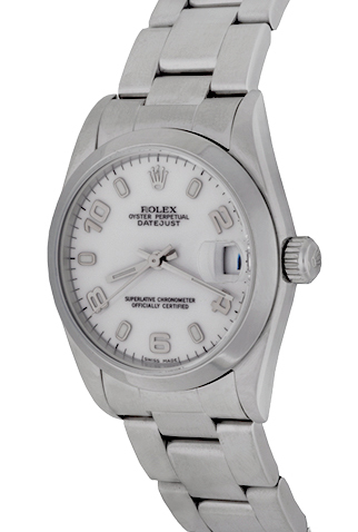Product rolex datejust 68240 midsize watch main c46443
