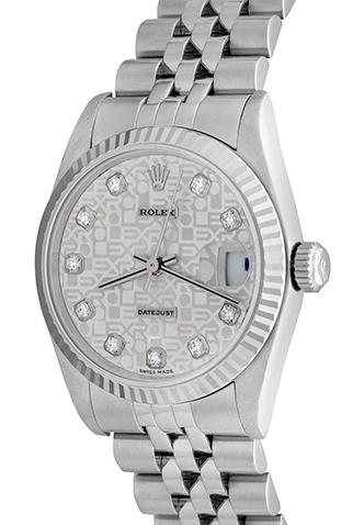 Product rolex datejust 78274 main c50789