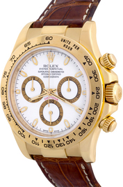 Rolex Daytona inventory number C43595 mobile image