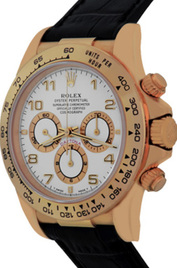 Rolex Daytona inventory number C43617 mobile image