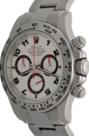 Rolex Daytona inventory number C44595 mobile image