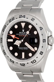 Rolex Explorer II inventory number C47639 mobile image