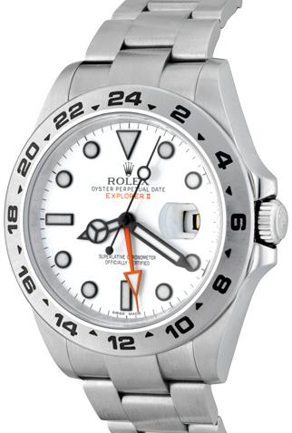 Product rolex explorer ii 216570 main c49978