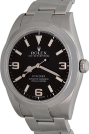 Rolex Explorer inventory number C47385 mobile image