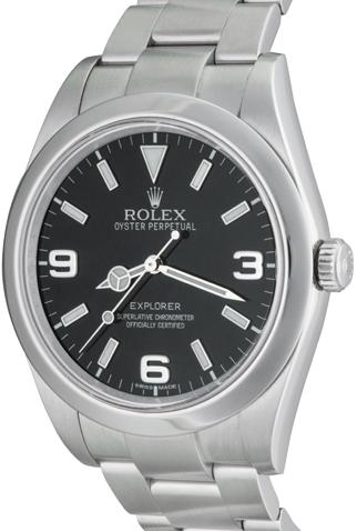 Product rolex explorer 214270 main c49755