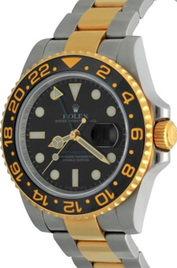 Rolex GMT-Master II inventory number C45329 mobile image