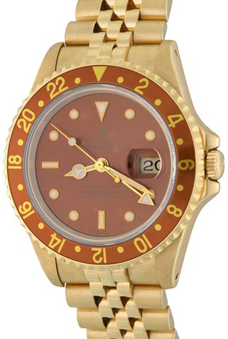 Product rolex gmt masterii 16718 mens watch main c47465
