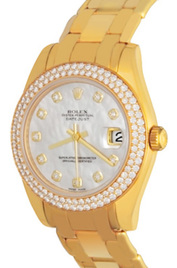Rolex Masterpiece inventory number C38590 mobile image