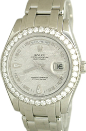 Rolex Masterpiece inventory number C46697 mobile image