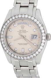 Rolex Masterpiece inventory number C46816 mobile image