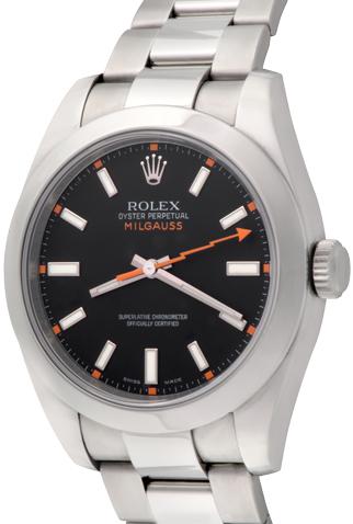 Product rolex milgauss 116400 main c47987
