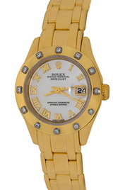 Rolex Pearlmaster inventory number C40284 image