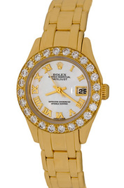 Rolex Pearlmaster inventory number C41350 image