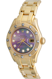 Rolex Pearlmaster inventory number C49124 image