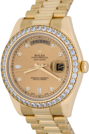 Rolex President Day-Date II inventory number C47123 mobile image