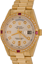 Rolex President Day-Date inventory number C13712 image