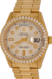 Rolex President Day-Date inventory number C13744 mobile image