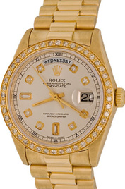 Rolex President Day-Date inventory number C16414 mobile image