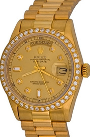 Rolex President Day-Date inventory number C18578 mobile image