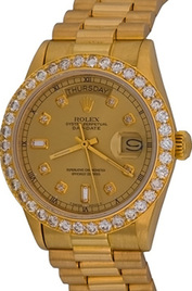 Rolex President Day-Date inventory number C18726 mobile image