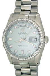 Rolex President Day-Date inventory number C31736 mobile image