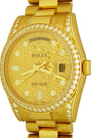 Rolex President Day-Date inventory number C32247 mobile image
