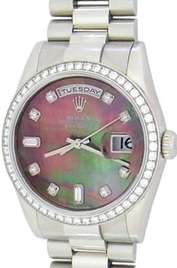 Rolex President Day-Date inventory number C33571 mobile image