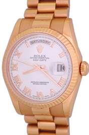 Rolex President Day-Date inventory number C33668 mobile image