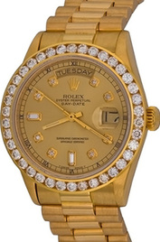 Rolex President Day-Date inventory number C33945 mobile image