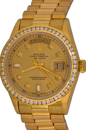 Rolex President Day-Date inventory number C34434 image