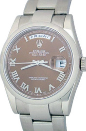 Rolex President Day-Date inventory number C34706 mobile image