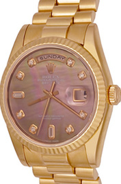 Rolex President Day-Date inventory number C35631 image