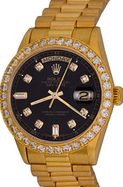 Rolex President Day-Date inventory number C36748 image
